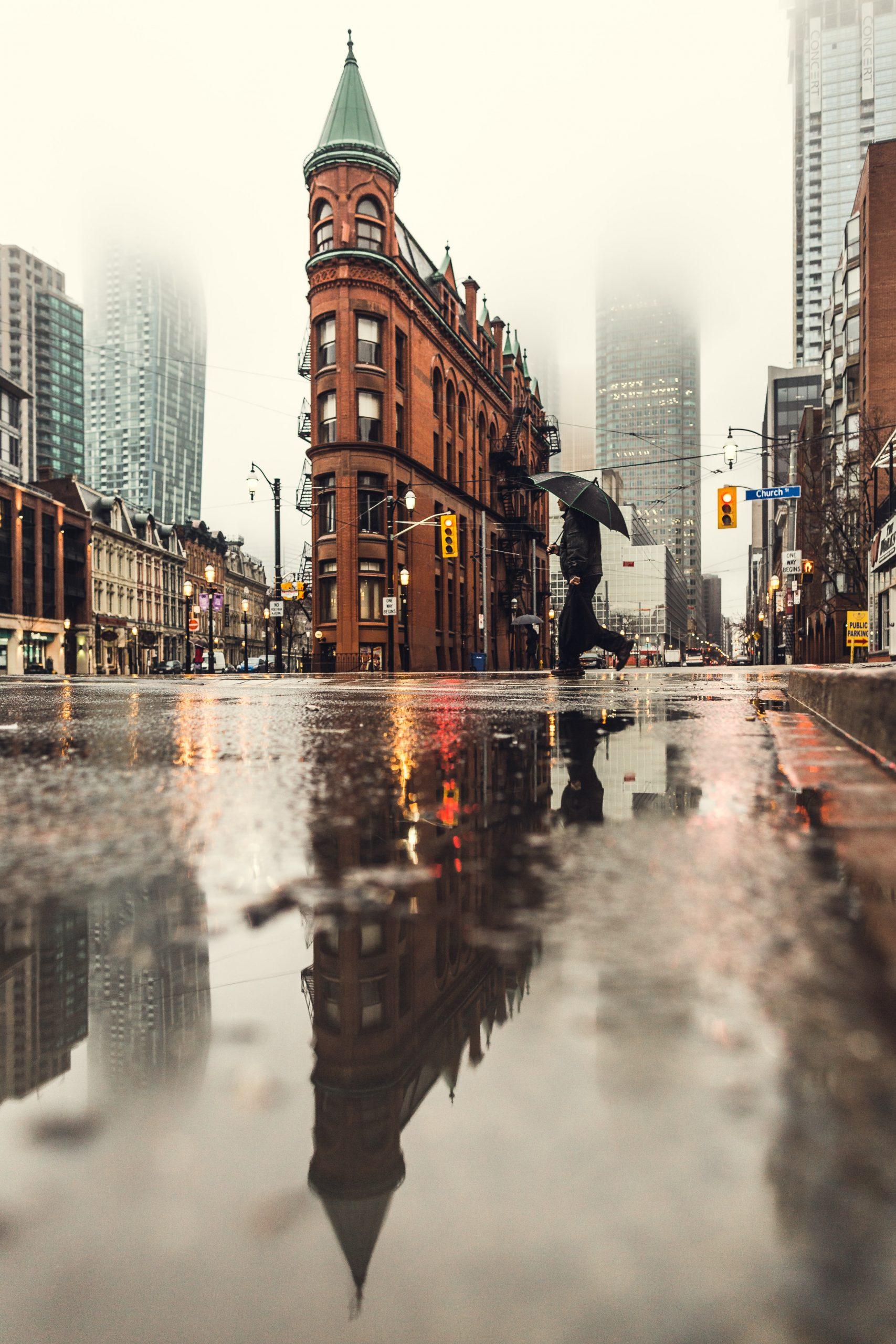 Rainy Day by Matthew Henry